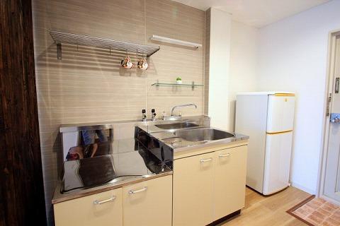 403号キッチン