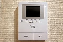 502号テレビドアホン